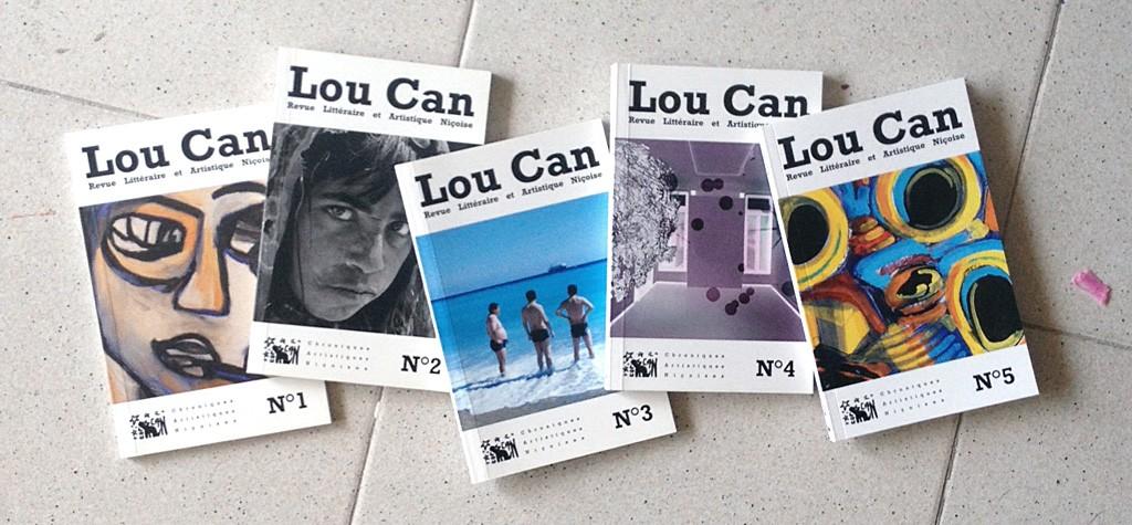 Les 5 premiers Lou Can