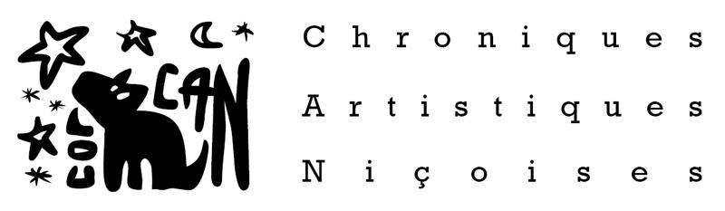 Le logo de la revue littéraire et artistique Lou Can.
