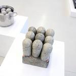 In et Out, une installation de gélules par Jérémy Taburchi