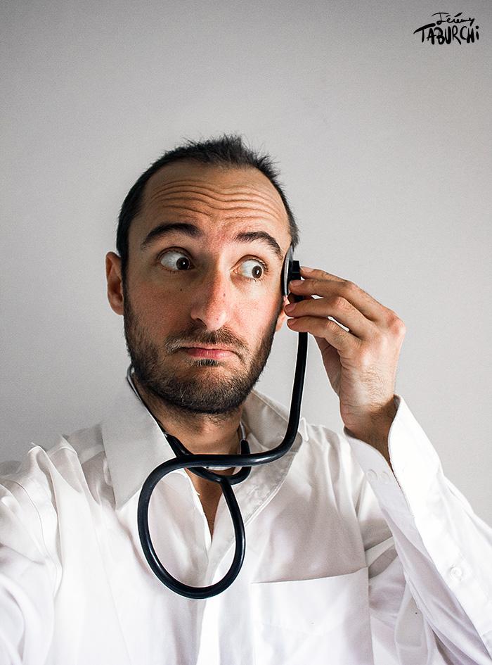 Autoportrait médical