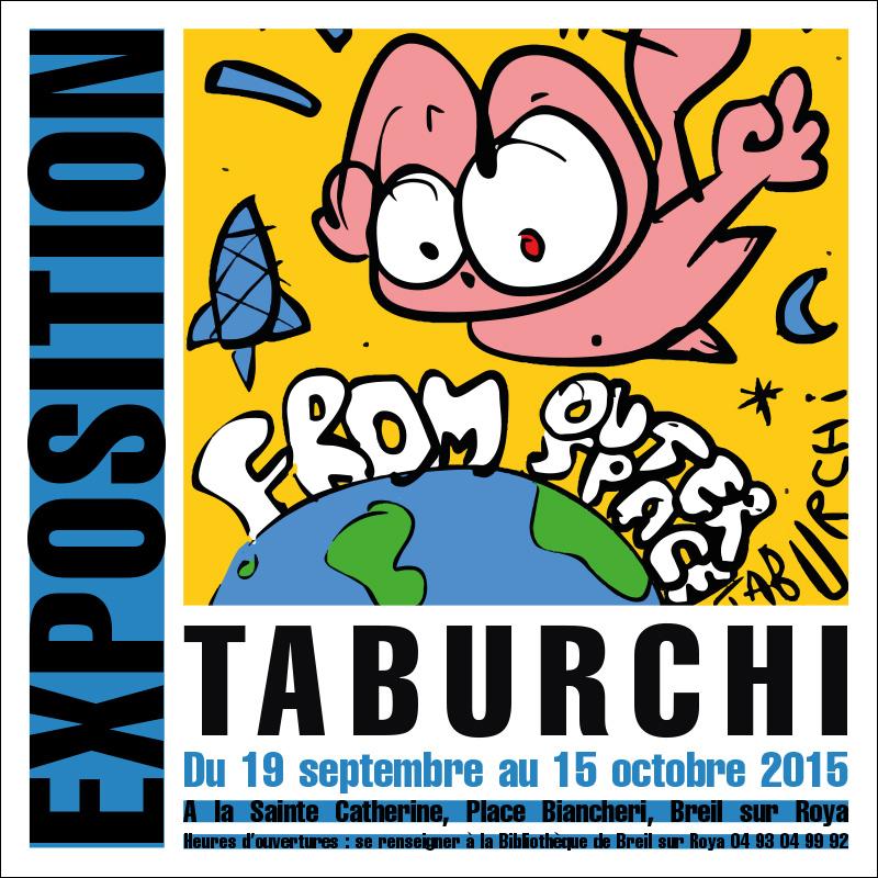 Exposition du Chat Rose de Jérémy Taburchi à Breil-sur-Roya
