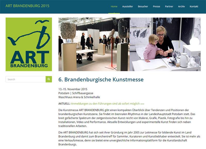 Art Brandenburg 2015