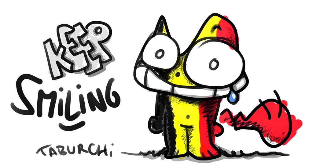 Un dessin pour Bruxelles