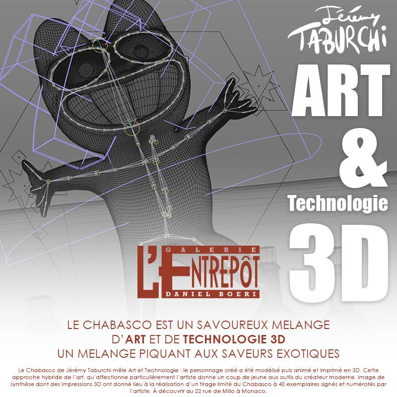 Art & Technologie 3D