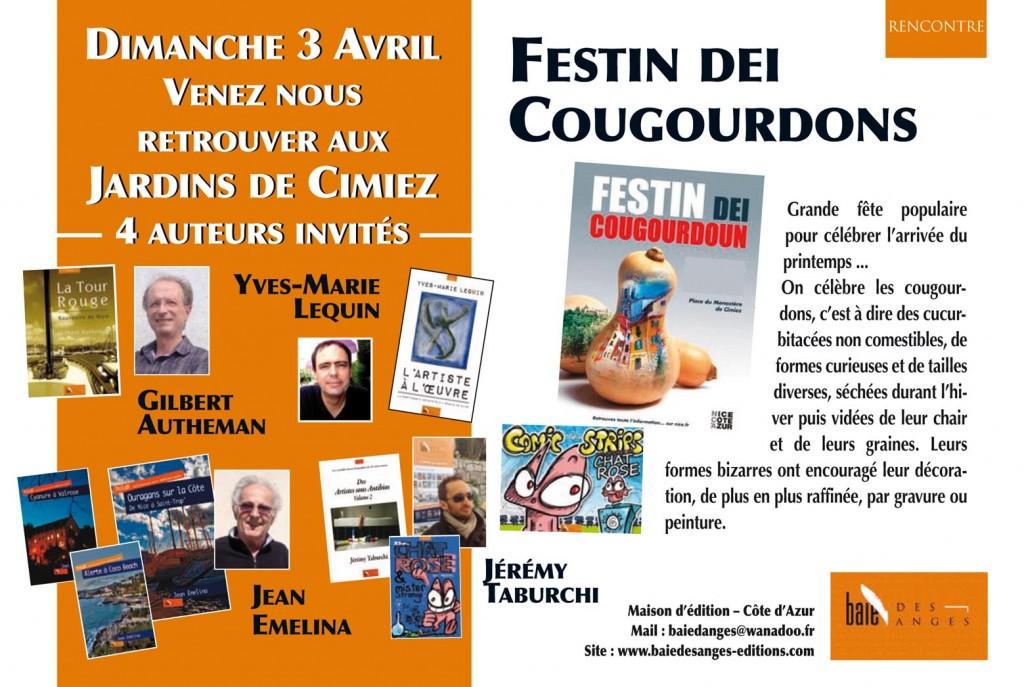 Participation au Festin des Cougourdons à Nice