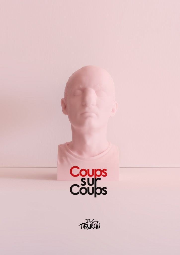 Affiche Coups sur Coups, chez Monade Nomade