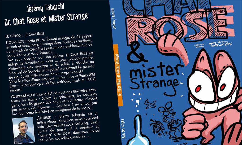 Dr. Chat Rose & Mister Strange