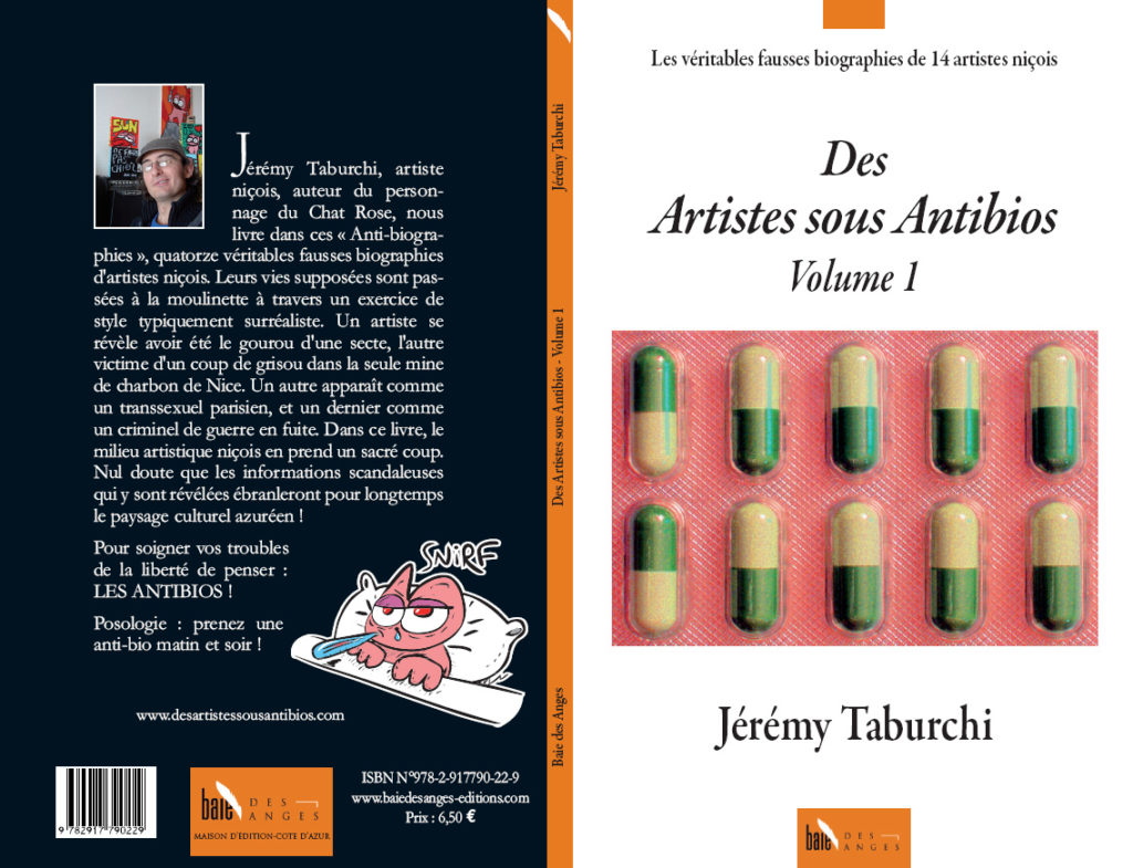 Des Artistes Sous Antibios volume 1