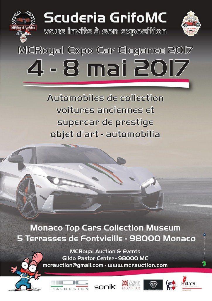 MCRoyal Expo / Car Elegance Monaco