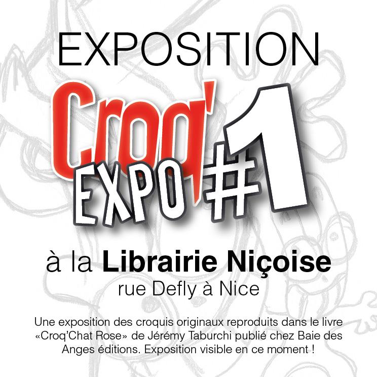 Croq'expo #1