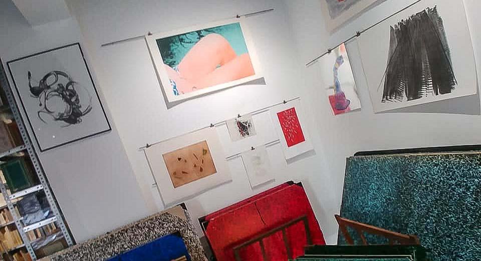 La Librairie Galerie Laure Matarasso