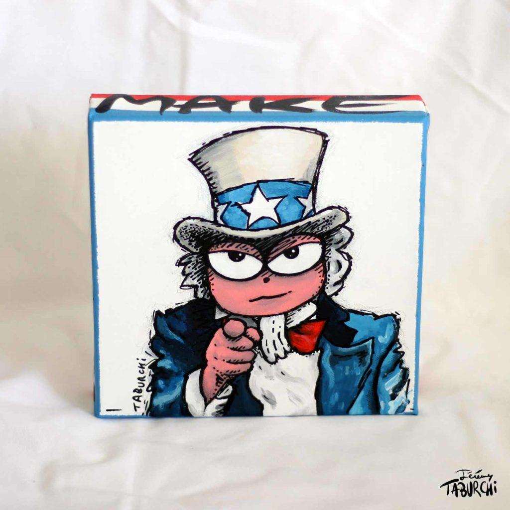 Uncle Sam I needs you