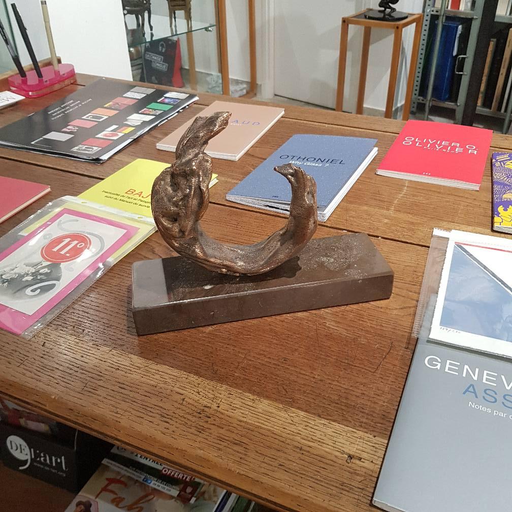 Sculpture de Taburchi en bronze