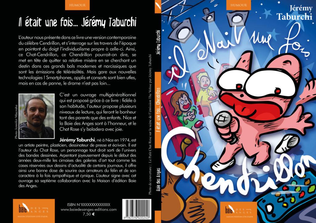 Couverture du livre Chendrillon de Jérémy Taburchi
