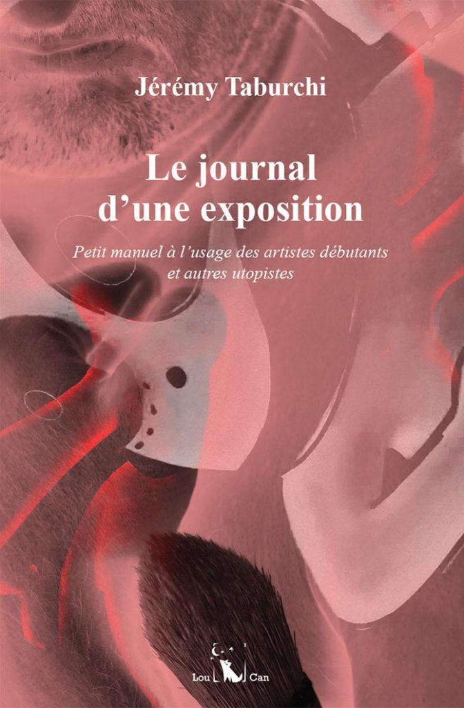 La nouvelle jaquette du Journal d'une exposition