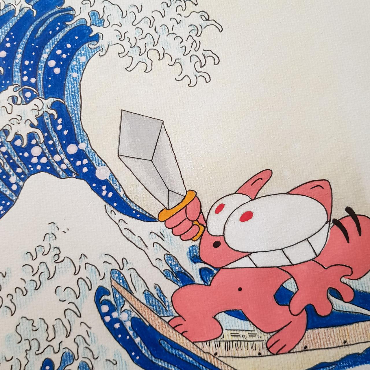 dessin-la-grande-vague-de-kanagawa