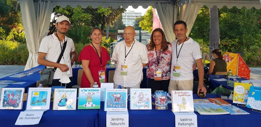 Les éditions OMNIS au Festival du Livre de Nice