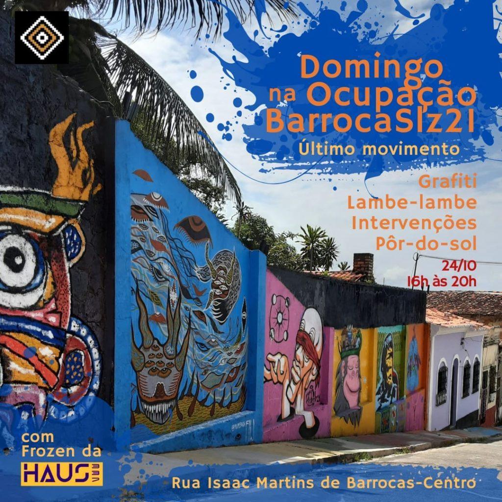 Exposition de rue São Luis Brésil